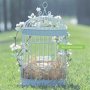 DIY Wedding Centerpiece Ideas DIY Bird Cage Ideas