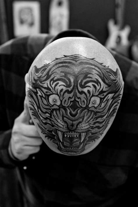 11 best Bald Head Tattoos images on Pinterest | Head tattoos, Crazy tattoos and Gorgeous tattoos