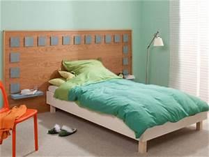Lampe Bett Kopfteil : kopfteil fur bett selber machen das beste aus wohndesign und m bel inspiration ~ Sanjose-hotels-ca.com Haus und Dekorationen