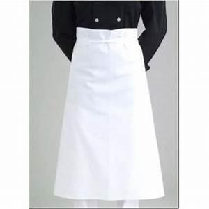 Tablier De Cuisine Professionnel : tablier cuisine roi du tablier blanc trousseau professionnel cuisine ~ Teatrodelosmanantiales.com Idées de Décoration