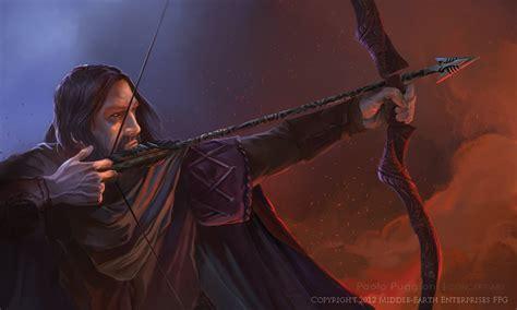 Artwork for The Hobbit – Black Arrow « Paolo Puggioni