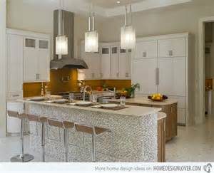 kitchen island lighting 15 distinct kitchen island lighting ideas home design lover