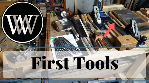 Basic Tools For A Hand Tool Woodworking Shop  Starter Tool Set For The Workshop Youtube