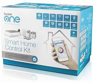 Smart Home Control : buy swann swannone smart home control kit free delivery currys ~ Watch28wear.com Haus und Dekorationen