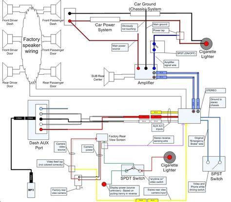 2013 toyota tacoma radio wiring diagram free wiring diagram