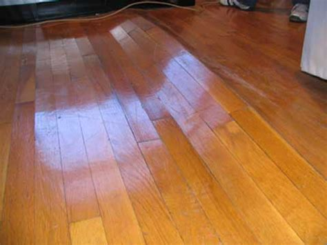 hardwood floor buckled water buckled wood floor solutions