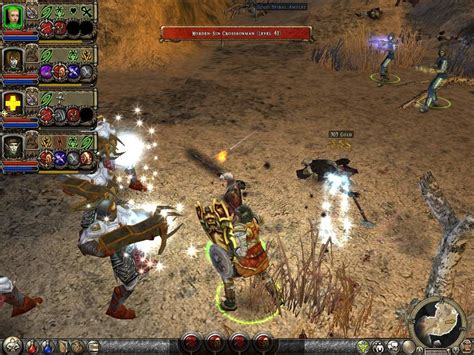 dungeon siege ii dungeon siege 2 broken pl gry pc bbleble7