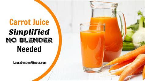 carrot juice ninja nutri recipes blender