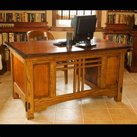 arts and crafts desk arts and crafts desk traditional furniture