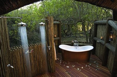 Outdoor Bathroom Ideas by Outdoor Bathroom Ideas Tubs Showers Modern Home