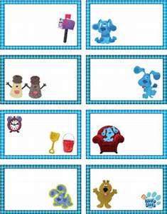 Princess Printables Free Blues Clues Gift Tag Blues Clues Gift Tags Free