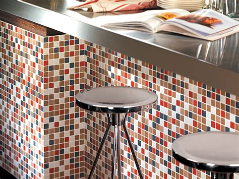 revetement adhesif cuisine revetement mural cuisine adhesif 15 mocha smart