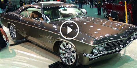 unreal masterpiece  chevy impala imposter built