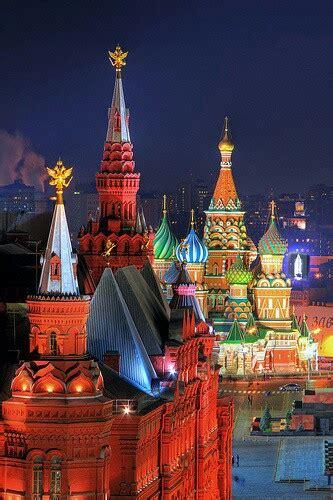 explore russia moscow  city  amazing architecture