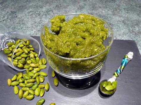 les meilleures recettes de pate damande  la pistache