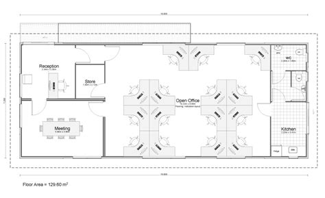 Office Desk Layout Template by Office Office Layouts