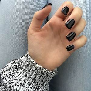 Black nails, Nails and Grunge on Pinterest