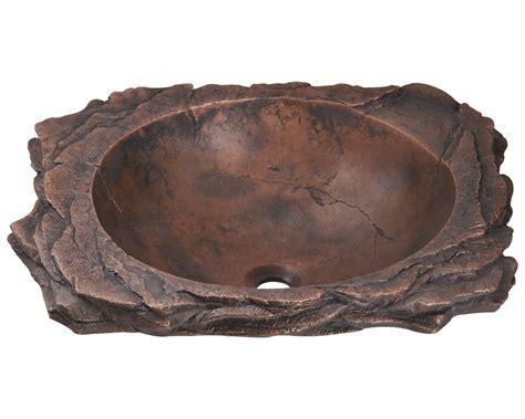 bronze drop  sink