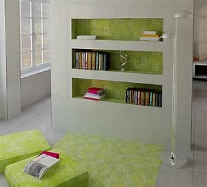 Regal An Der Wand : wandgestaltung die kunst zu wohnen ~ Michelbontemps.com Haus und Dekorationen