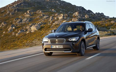 Bmw X1 Wallpapers by 2010 Bmw X1 Widescreen Car Wallpapers 32 Of 76