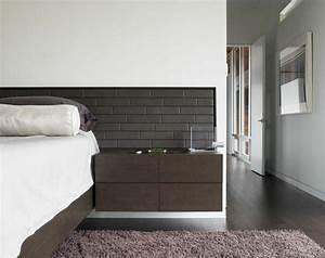 Tete De Lit 180 Avec Rangement : tete lit rangement idees accueil design et mobilier ~ Teatrodelosmanantiales.com Idées de Décoration