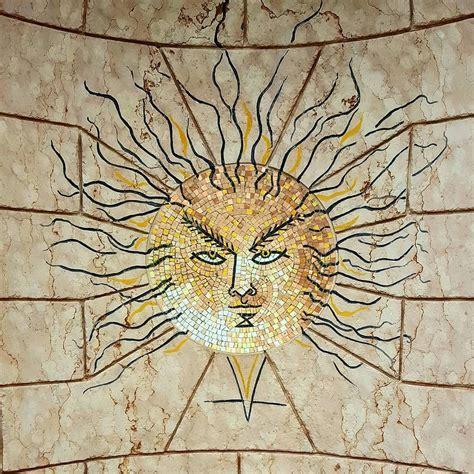 Fake sun #graffiti #art #urbanart #street # ...