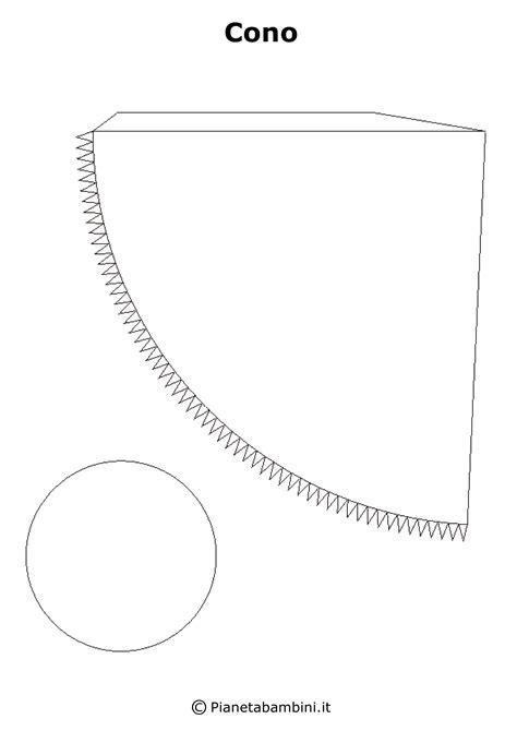 figure geometriche solide da ritagliare tante figure geometriche solide in pdf per bambini pronte