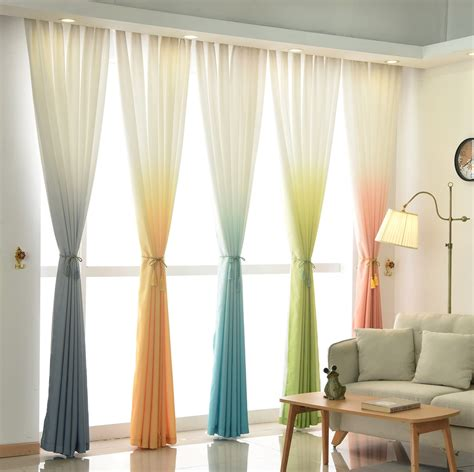 ombre shower curtain bedroom sheer bedroom curtains 126 modern bedroom solid
