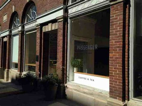 Order food online at coffee co, lancaster with tripadvisor: Passenger Coffee Serves Coffee with a Purpose in Downtown Lancaster, PA - UncoveringPA