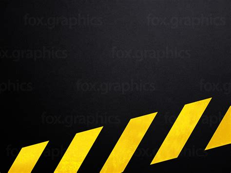 Hazard Backgrounds by Danger Stripes Background Fox Graphics