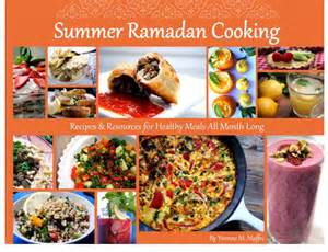 Ramadan Menu Planning Ideas