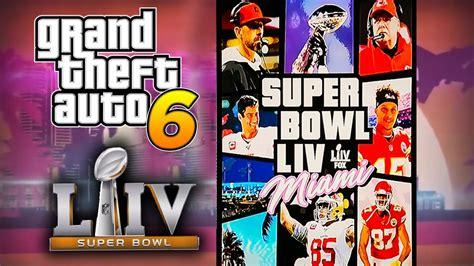 Teaser De Gta 6 No Super Bowl Easter Egg Da Rockstar
