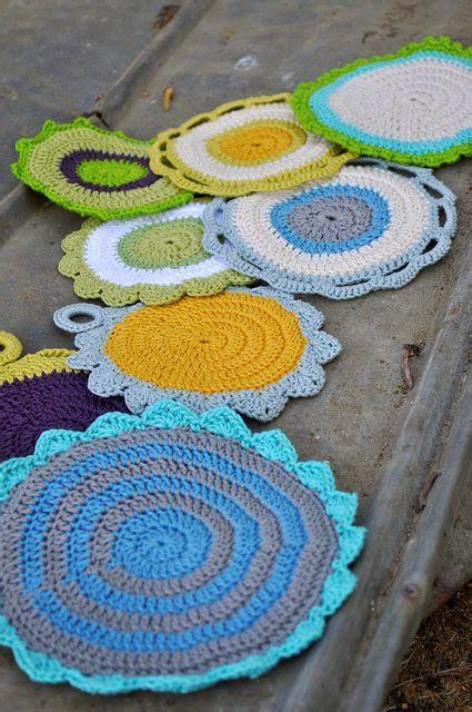 crochet pour torchon cuisine 20 crochet gratuit unique et magnifique torchon patterns