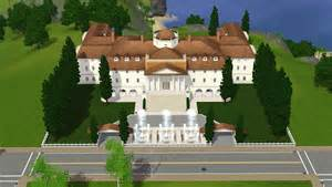 Sims Mansion Designs by Sims 3 Luxury Mansion By Ramborocky On Deviantart