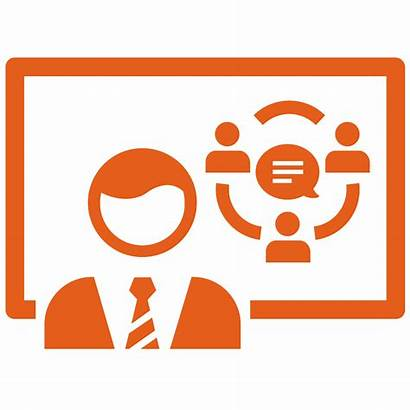 Skills Presentation Communication Icon Social Icons Employed