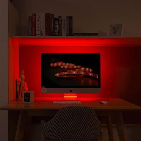 product   week smart led light strips  mood lighting