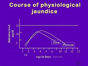 Neonatal Jaundice Levels Chart Jaundice Neonatal