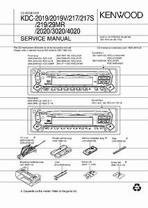 Kenwood Kdc X502 Wiring Diagram
