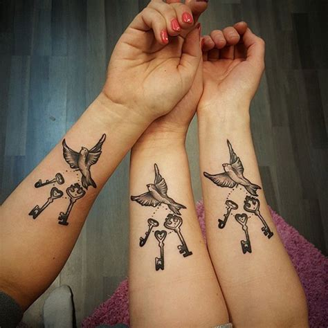 endearing sister tattoo designs  meaning