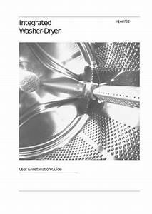 Lamona Integrated Washer Dryer - Hja8702