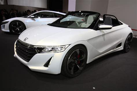 honda  concept  ready  production motor trend