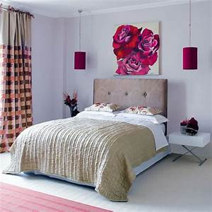 Modern romantic bedroom | Bedroom furniture | Decorating ...
