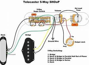 5 Way Switch Wiring