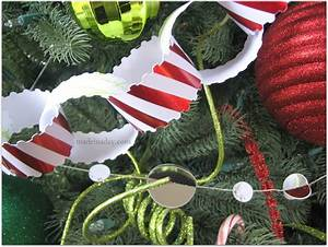 5, Easy, Holiday, Paper, Garlands, U2022, Made, In, A, Day