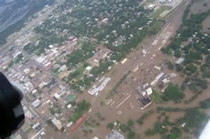 Texas Gainesville TX Flooding