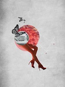 Mobile, Web, U0026, Social, Media, Marketing, Marbella, Retro, Collage, Art, Designs