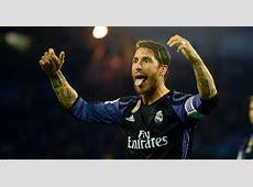 Sergio Ramos nets stunner in training before joking he