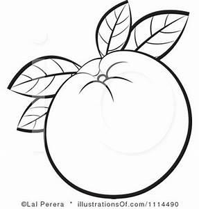 Orange Clip Art Black And White | Clipart Panda - Free ...