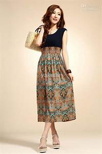2013 Women Summer Dresses One-piece DressBeach SkirtKorean SkirtBohemia Chiffon Dress 2013 ...