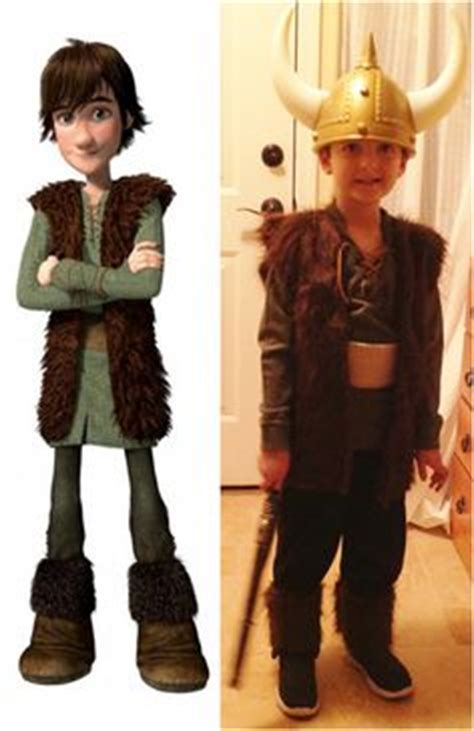 Coolest Homemade Hiccup Costume Fun Ideas
